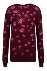 McQ by Alexander McQueen Long Sleeve Sweater - Lyst