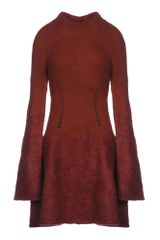 McQ by Alexander McQueen Long Sleeve Jumper - Lyst