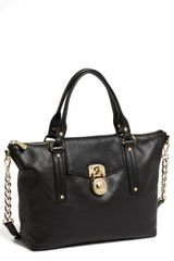 Michael by Michael Kors Hamilton Medium Satchel - Lyst
