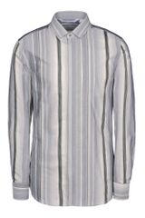 Neil Barrett Long Sleeve Shirt - Lyst