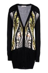 Peter Pilotto Cardigan - Lyst