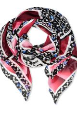 Peter Pilotto Square Scarf - Lyst