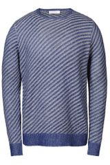 Richard Nicoll Crewneck Sweater - Lyst