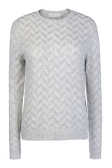 Richard Nicoll Long Sleeve Sweater - Lyst
