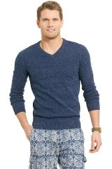 Tommy Hilfiger Flecked Texture Sweater - Lyst