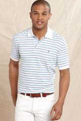 Tommy Hilfiger Holden Short Sleeve Polo Shirt - Lyst