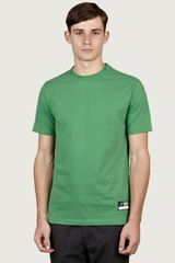Adidas X Opening Ceremony Mens Retro Basketball T-shirt - Lyst