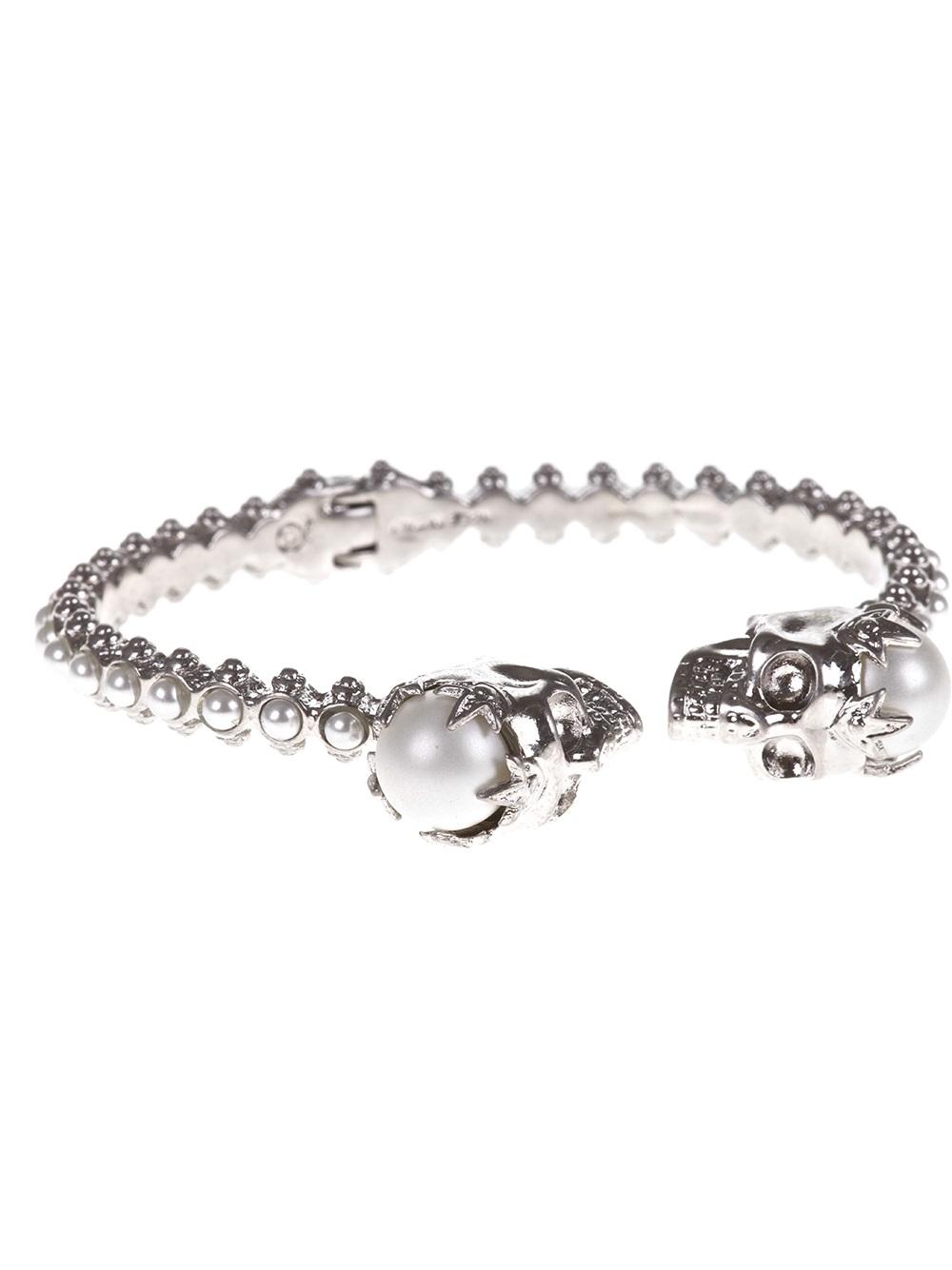 JEWELLERY - Bracelets Alexander McQueen Xh2zaJqWO