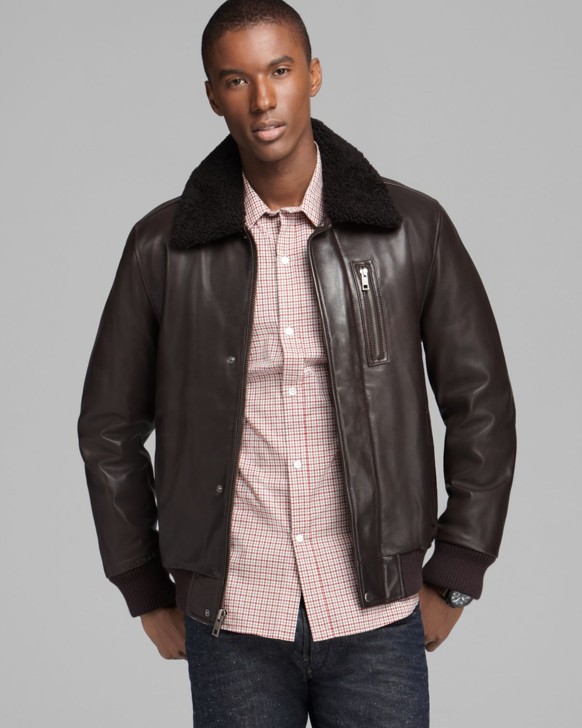 7e622c197 Andrew marc leather jacket sale / Home button firefox