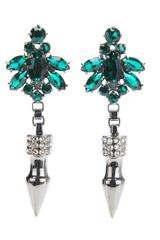Mawi Spike Earrings - Lyst