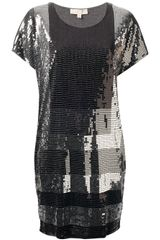 Michael by Michael Kors Michael Michael Kors Sequin Dress - Lyst