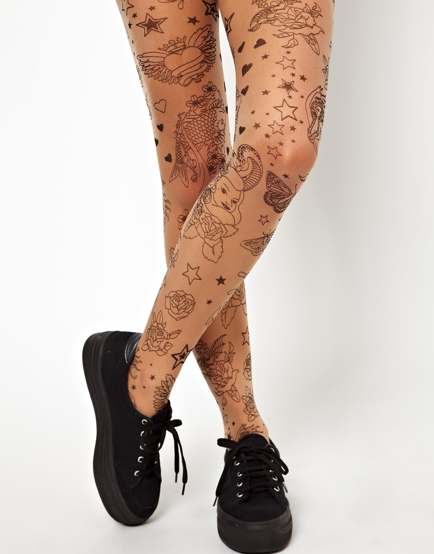 Колготки tatoo