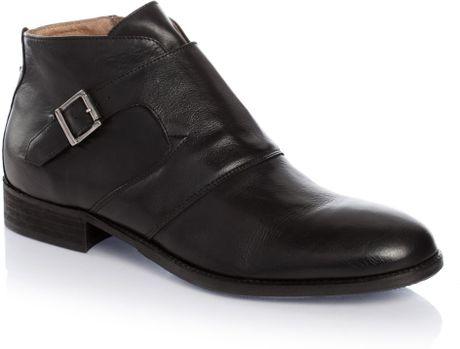 Guess Skull Shoe in Black for Men