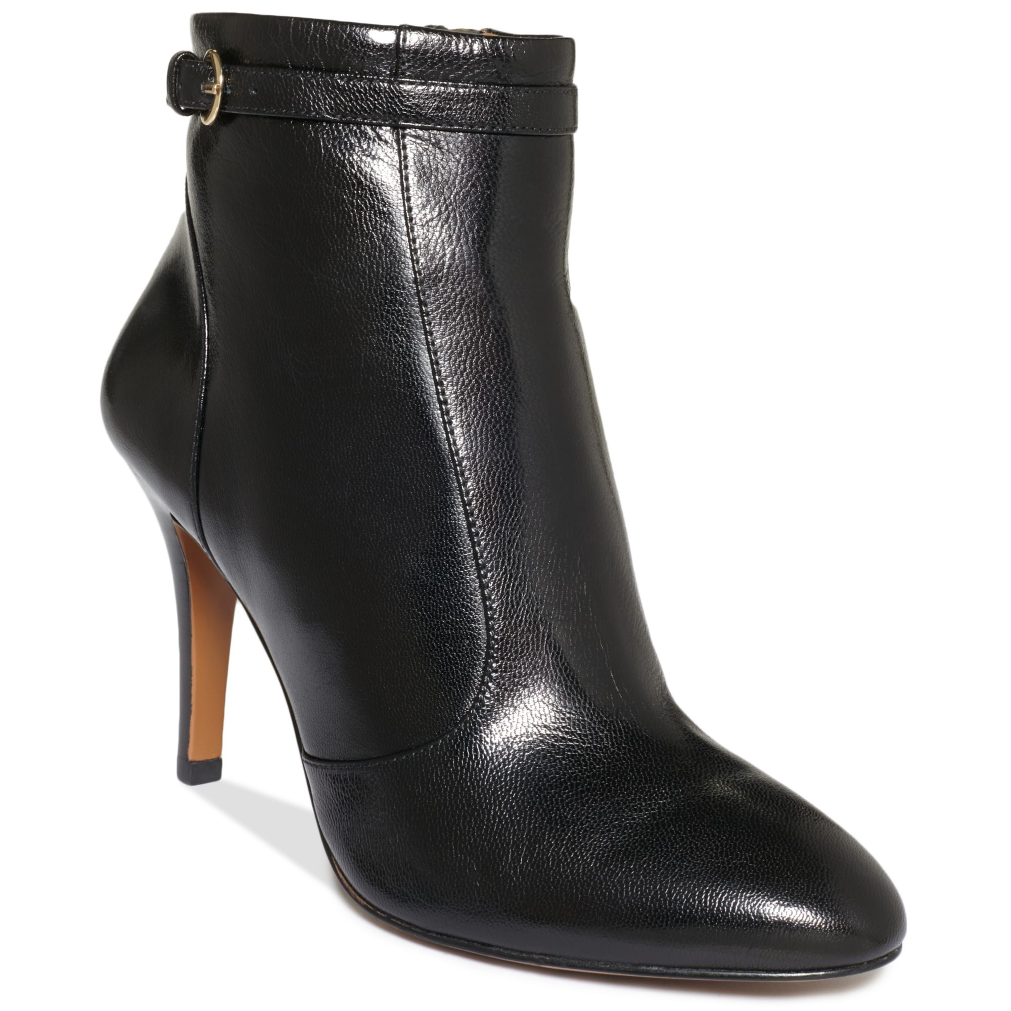 Nine West Kalette Ankle Booties, Black/Black. Quick View $ Was $ $ OFF. Nine West Womens Black Ankle Boots Size Quick View $ 65 - $