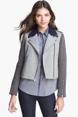 Theory Adashi K Crop Jacket - Lyst