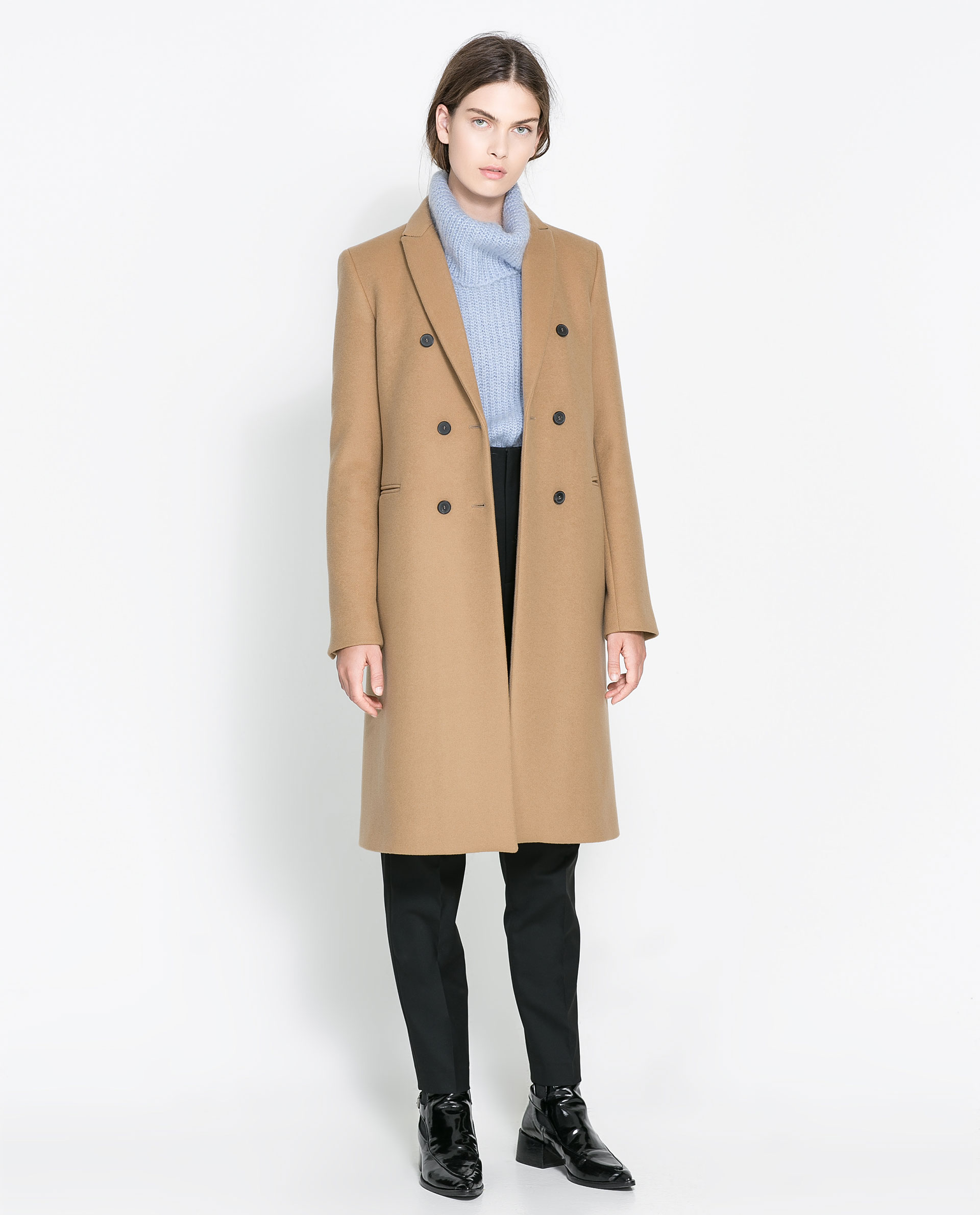 Zara womens coats 2016