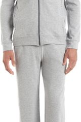 Zimmerli Heathered Pajama Set - Lyst