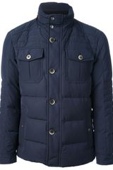 Boss by Hugo Boss Padded Jacket - Lyst