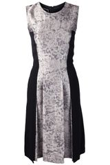 By Malene Birger Kalimi Brocade Dress - Lyst