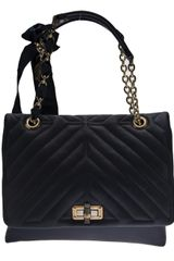Lanvin Lanvin Happy Medium Quilted Shoulder Bag - Lyst