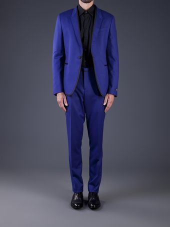 Paul Smith Paul Smith Wool Suit - Lyst