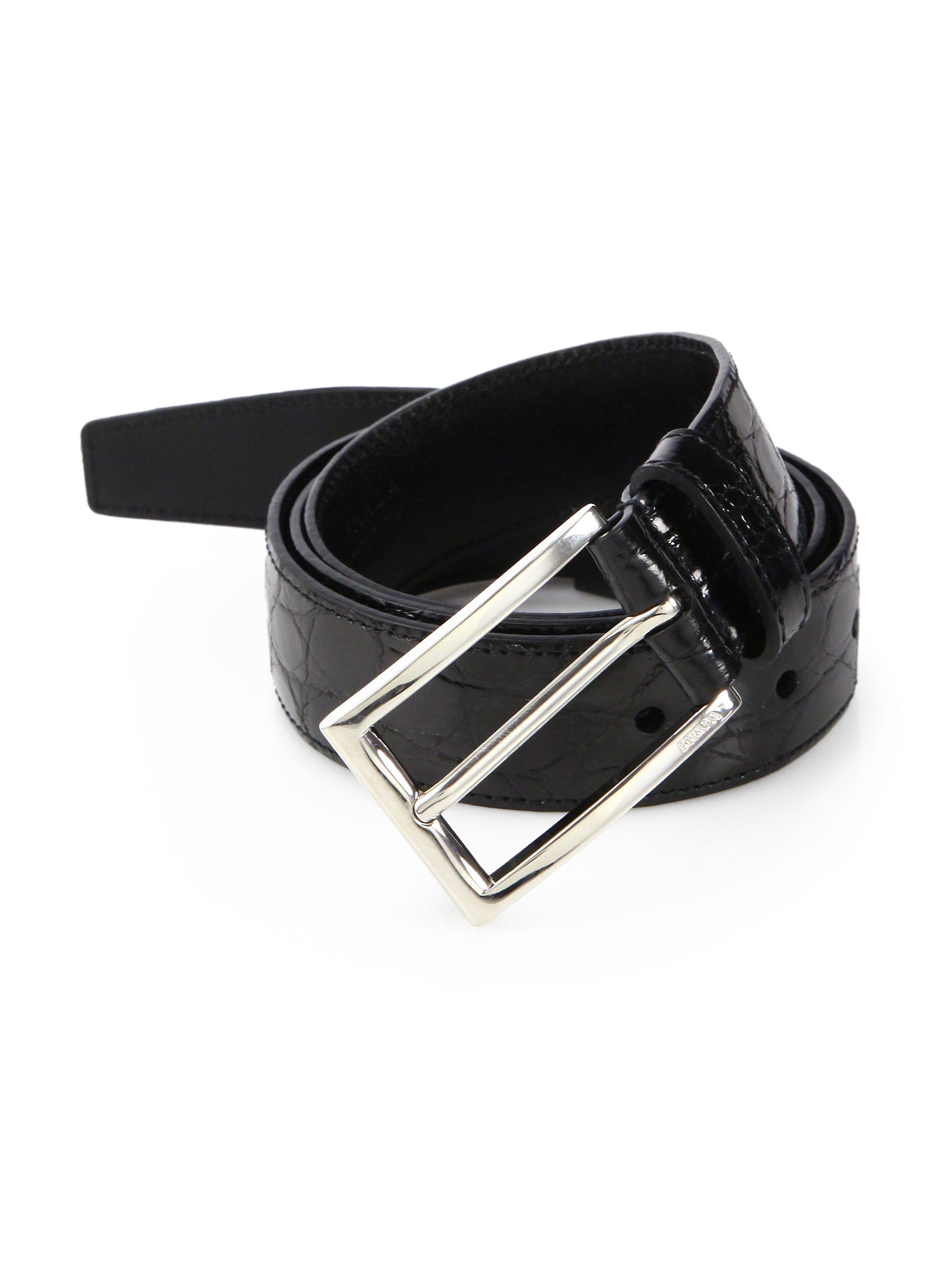Men\u0026#39;s Prada Belts | Lyst?