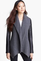 Theory Jacket - Lyst