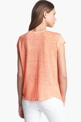 Joie Rancher D Pocket Tee - Lyst