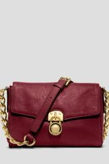 Michael by Michael Kors Crossbody Hamilton Small Messenger - Lyst