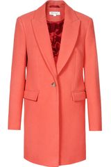 Reiss Soul Straight Cut Coat - Lyst