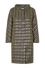 Temperley London Gilt Coat - Lyst