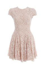Torn By Ronny Kobo Cristal Dress - Lyst