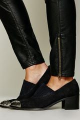 Free People Cabriole Low Ankle Boot - Lyst