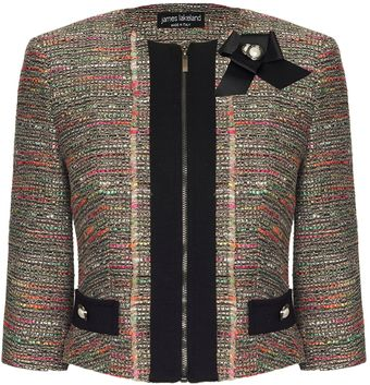 James Lakeland Flash Colour Jacket - Lyst