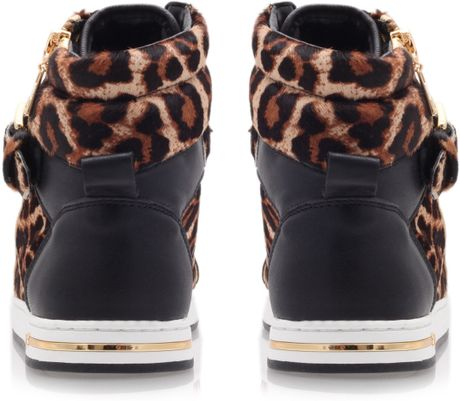 Michael Michael Kors Greenwich High Top Fashion Sneakers Michael Michael Kors Glam