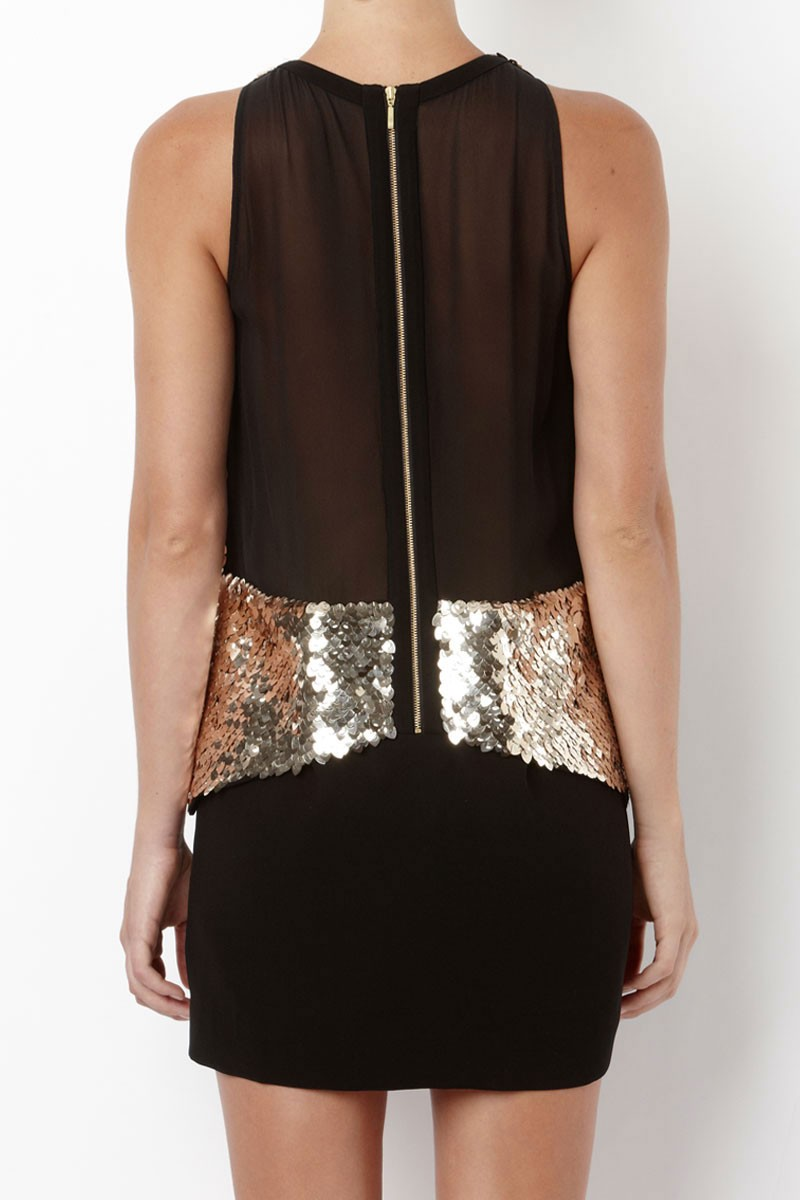1f566079 Sass & Bide See The Story in Metallic - Lyst