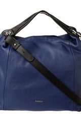 Furla Elisabeth Zip Medium Hobo - Lyst