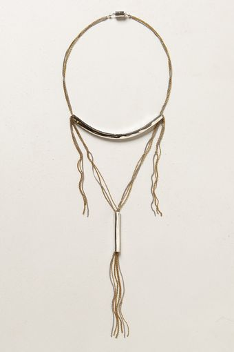 Jen Kao Silver Torrent Necklace - Lyst