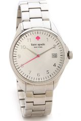 Kate Spade Seaport Grand Watch - Lyst