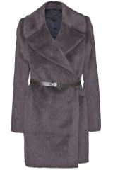 Marc Jacobs Wool Coat - Lyst
