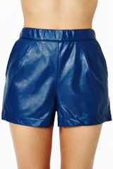 Nasty Gal Play It Cool Shorts - Lyst