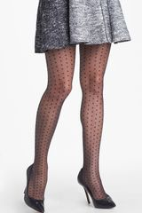 Pretty Polly Spotty Tights - Lyst