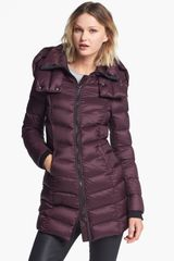 Soia & Kyo Down Jacket with Detachable Hood - Lyst