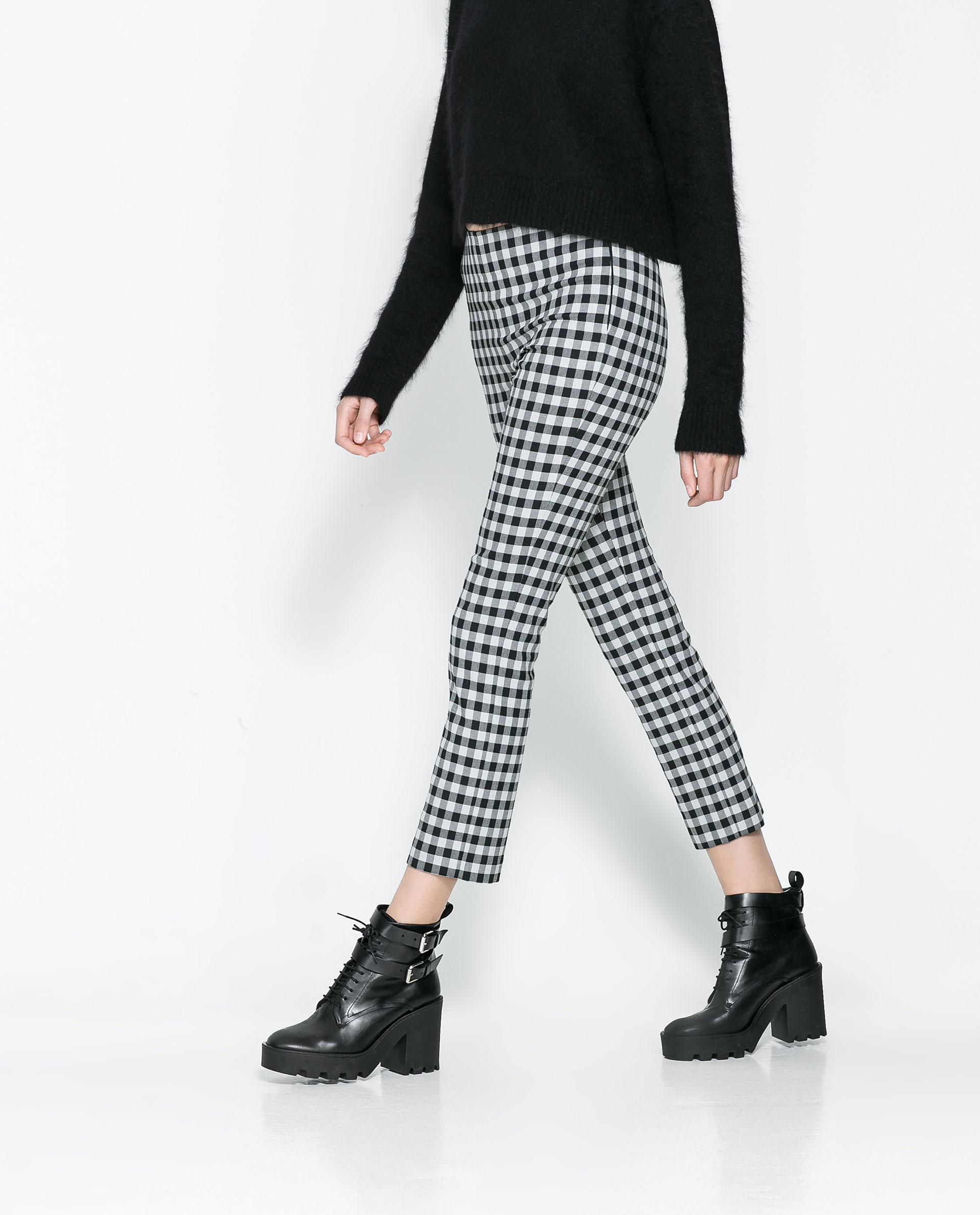 Find great deals on eBay for black and white checkered pants. Shop with confidence.