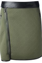 3.1 Phillip Lim Quilted Skirt - Lyst