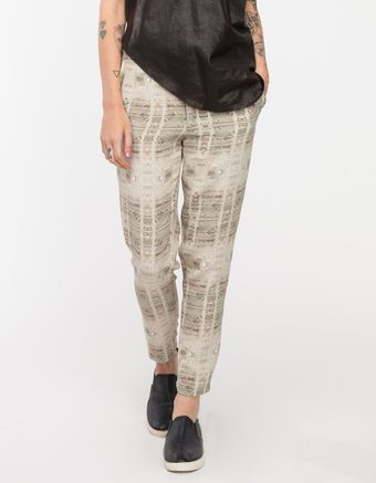 Collina Strada Rocky Boy Pant in Parking Lot - Lyst