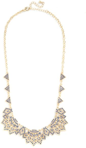 ModCloth Reach The Zenith Necklace - Lyst
