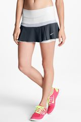 Nike Pleated Woven Tennis Skirt - Lyst