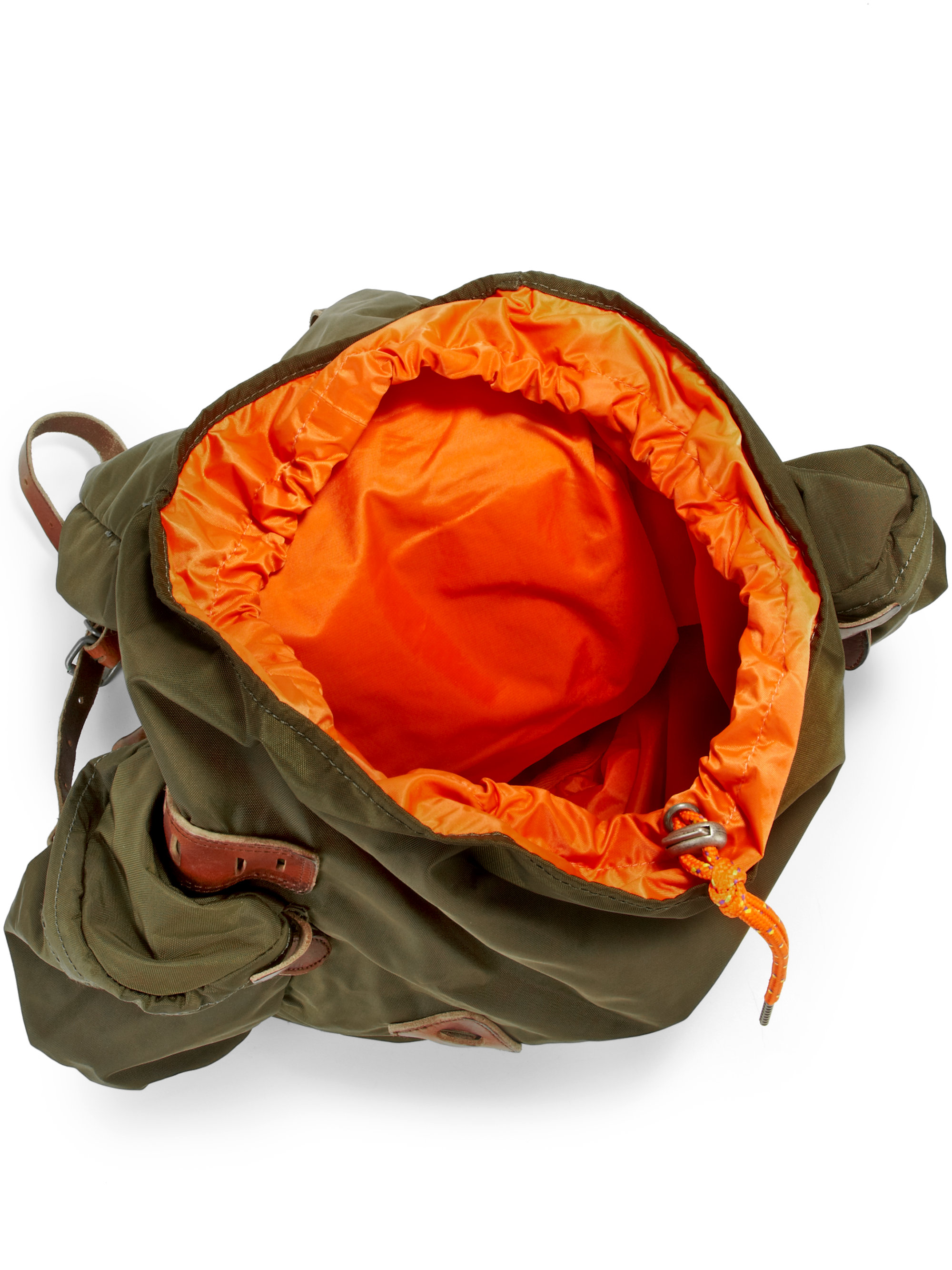 3cde7e1b5c Lyst - Polo Ralph Lauren Yosemite Backpack in Green for Men