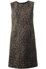 Rochas Sleeveless Dress - Lyst